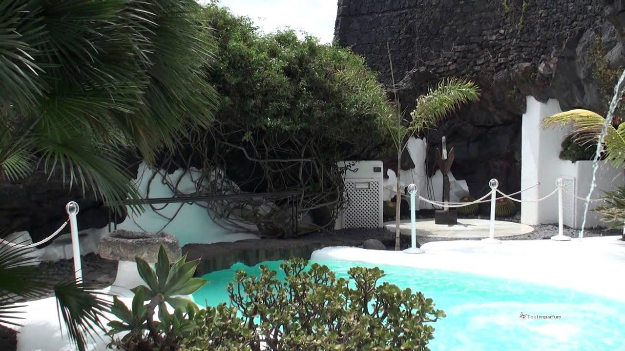Lanzarote la maison de c sar manrique devenue fondation - Casa de cesar manrique lanzarote ...
