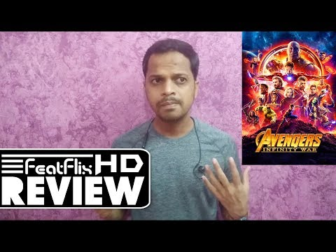 Avengers – Infinity War (2018)  Action, Adventure & Fantasy Movie Review In Hindi |FeatFlix