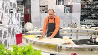 Кухня Италии. Кальцоне