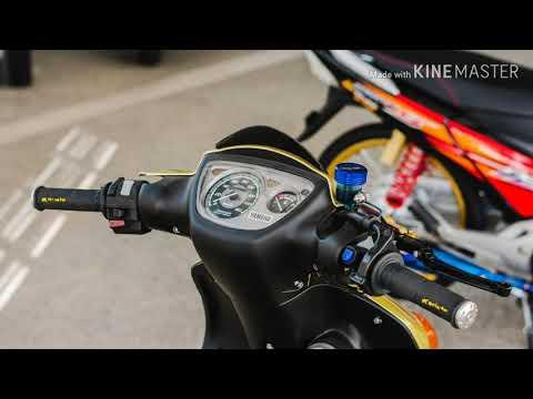 [Yamaha Nouvo 5MY] นูโว ตัวเก่าแต่งสวย สไตล์เรียบๆใครๆก็ชอบ 💛
