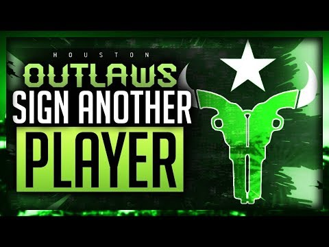 Houston Outlaws Sign ANOTHER PLAYER!! All OWL Academy Teams LEAKED