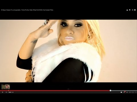 El Mayor Clasico Ft La Insuperable - Ponte Pa Eso Video Oficial Full HD Dir  By Complot Films