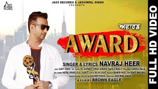 Award Navraj Heer Mp3 Song Download