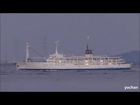 Passenger / Cargo ship: CAMELLIA MARU (Tokai Kisen Co.,Ltd. Year Built: 1986, IMO: 8508694)