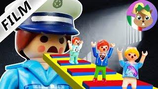Playmobil film italiano  FUGGIRE DALLA PRIGIONE - JULIAN, EMMA, HANNAH REAL LIFE ROBLOX!