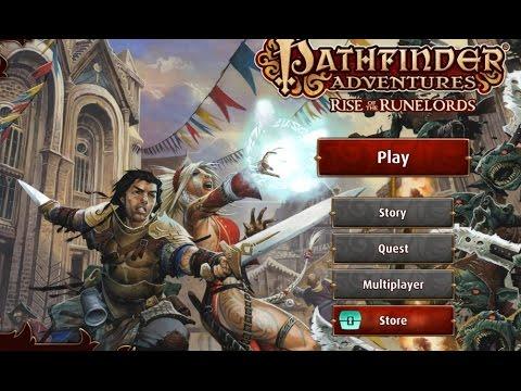 Pathfinder Adventures Review