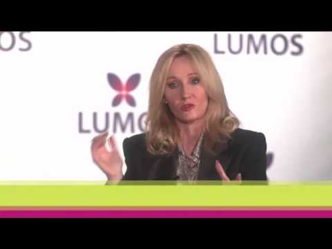 J.K. Rowling at Lumos Fundraiser - Conversation with Lauren Laverne (September 17, 2016)
