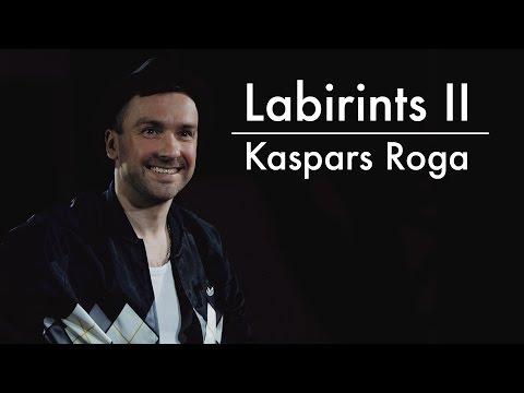 Labirints S02E05. Zeltiņš vs. Kaspars Roga
