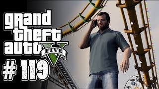 Grand Theft Auto V Walkthrough Part 119 - (Rides, Stripper, and Planning the big score!)