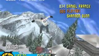 PS1 - X Games Pro Boarder USA