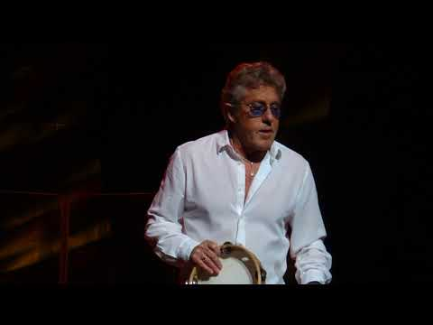TOMMY 4 Amazing Journey ROGER DALTREY @ Blossom Music Center Cleveland Ohio July 8, 2018