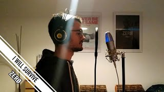 Download I Will Survive - Demi Lovato's Version | Male Cover by ZERØ | with LYRICS