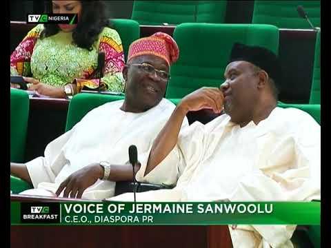 TVC  Breakfast September 21st | Senate's probe of N18bn IDP fund