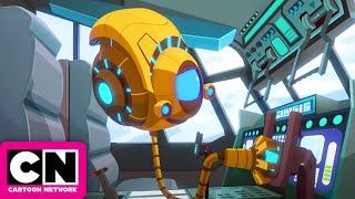 Transformers Cyberverse | Hatching a Plan | Cartoon Network