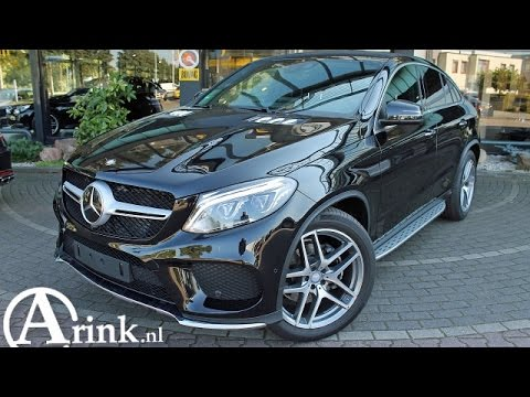 mercedes benz gle klasse gle coup 350 d 4 matic amg line airmatic youtube. Black Bedroom Furniture Sets. Home Design Ideas