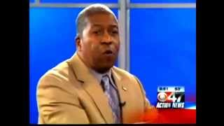 Fred Matthews on Action News Sunday (aired  November 18th 2012)