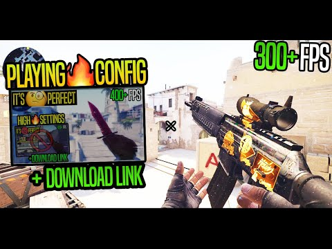 Playing The 'Perfect' CS:GO Config (Settings + Download Link)