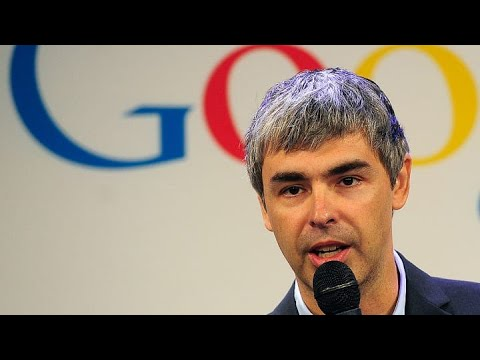 Google co-founder Larry Page stepping down as CEO of Alphabet ...