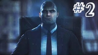 Hitman Absolution Gameplay Walkthrough Part 2 - The King Of Chinatown - Mission 2