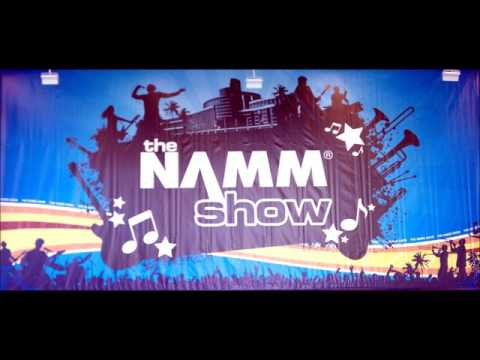 GrooveSession at NAMM Show on the Hilton Stage in Anaheim, California 2017 01 20