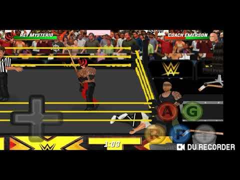 Wrestling Revolution 2D Mod Finishers