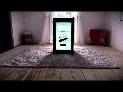 Le frigo tc m dia youtube for Git porte et fenetre