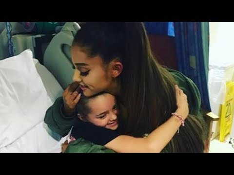 Ariana Grande back in Manchester ahead of her charity concert Mp3