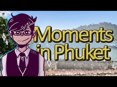 MOMENTS IN PHUKET   Storytime with Ishingloo