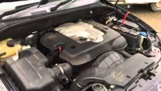 2006 SsangYong Kyron 2.0 TD Engine Start Run