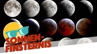 Sonnenfinsternis VS. Mondfinsternis - Clixoom Science & Fiction