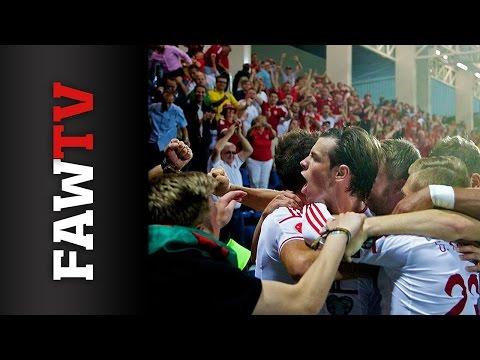 Amazing Gareth Bale Goals - Andorra V Wales (FULL HD)