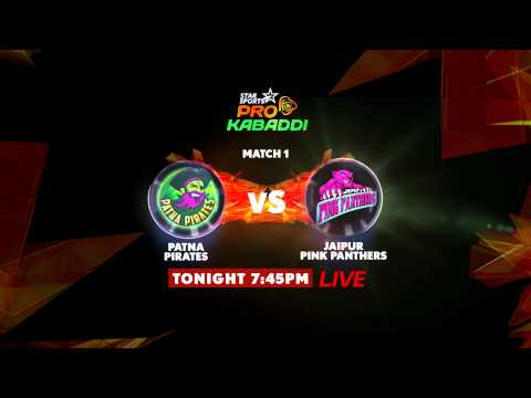 Patna Pirates V/s Jaipur Pink Panthers & Bengal Warriors V/s U-Mumba - 2nd August