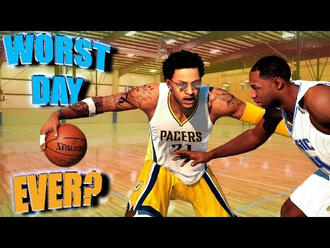 NBA 2K15 MyPark  Stealthy's Worst Day Ever 1 Mini Series