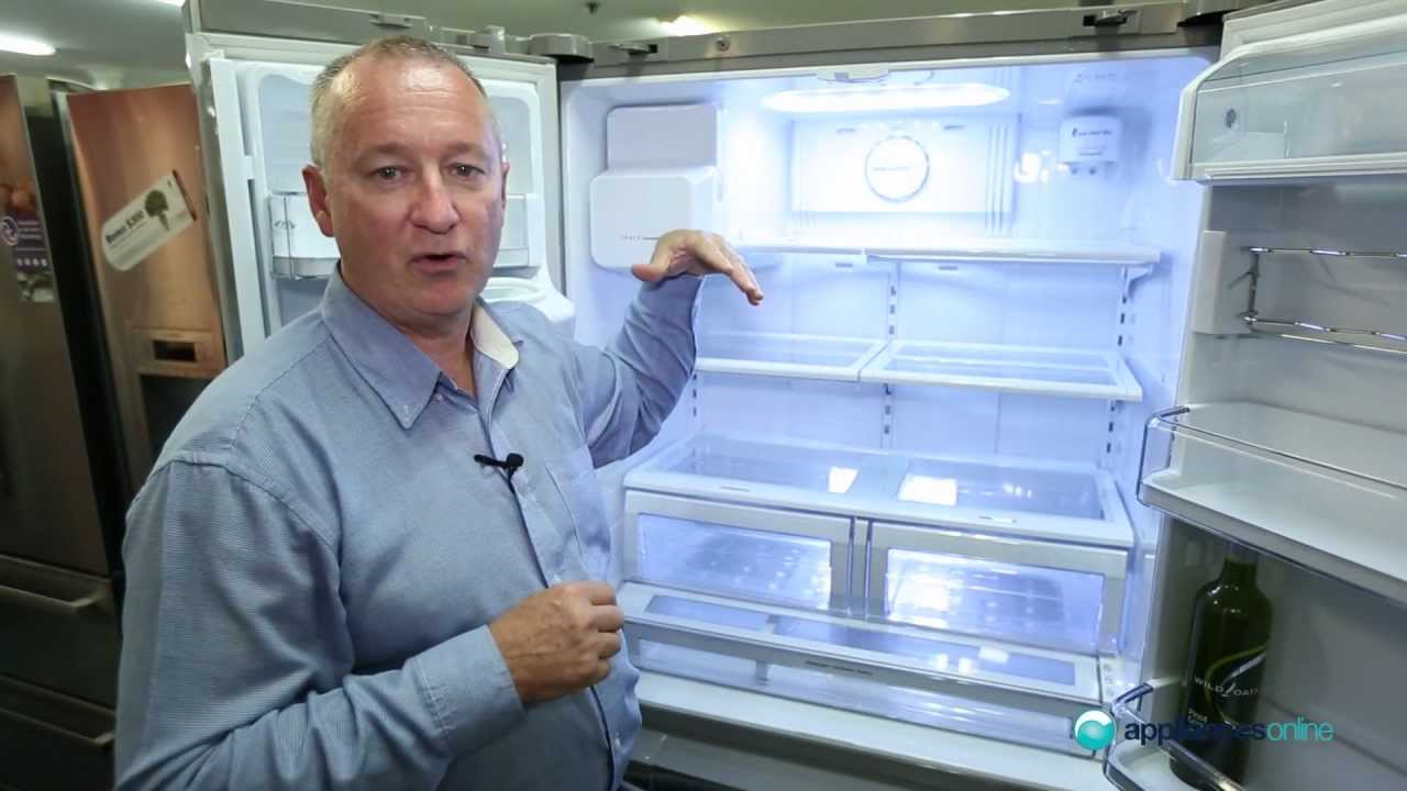 Samsung srf639 gdls french door fridge reviewed by product expert samsung srf639 gdls french door fridge reviewed by product expert appliances online youtube rubansaba