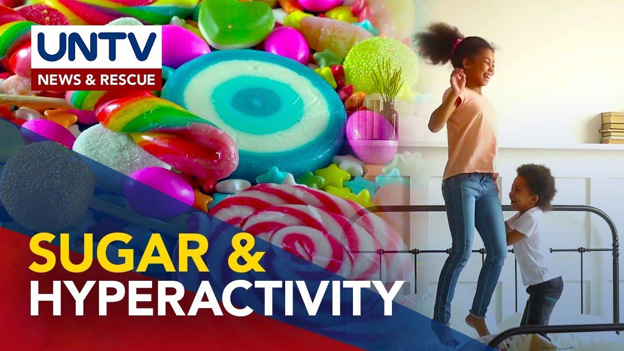 Huwat Trivia: Hyperactive Kids, nakakain ng matamis?