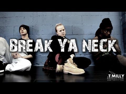 Busta Rhymes  Break Ya Neck  Choreography  WilldaBeast Adams
