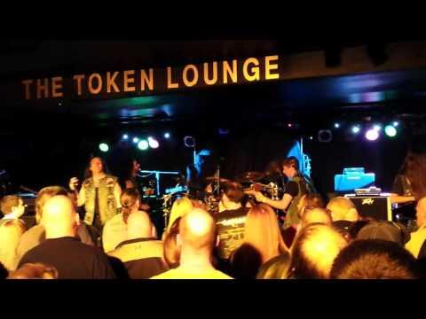 WULFHOOK Brutal Nightmare live @ Token Lounge Westland, Michigan 3/11/16
