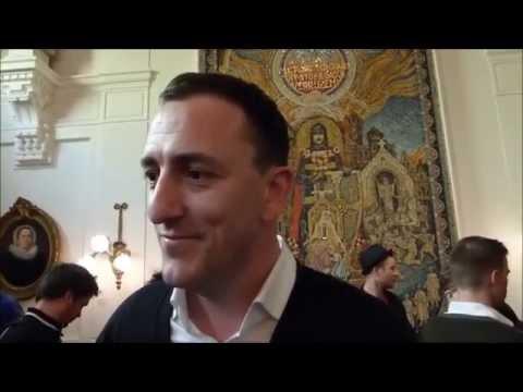 Interview: Sergej Ćetković (Montenegro) - Eurovision in Concert 2014 | wiwibloggs