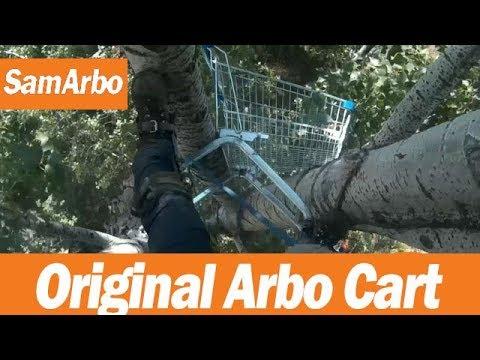 "Откуда берутся арбо-тележки.#Арборист ""SamArbo"""