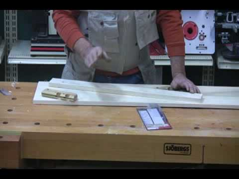 Slick Plane Presented By Woodcraft Youtube
