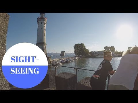 SIGHTSEEING: Lindau im Bodensee in GERMANY