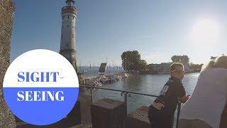 SIGHTSEEING: Lindau im Bodensee in GERMANY