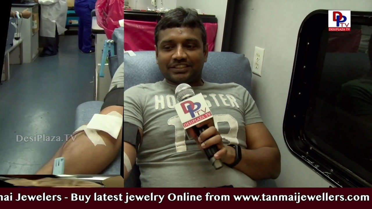 TPAD Blood Drive l Carter Bloodcare l Telangana Peoples Association of Dallas l Highlights - 2019