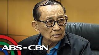 TV Patrol: FVR tumungong Tsina kaugnay ng sigalot sa West PH Sea