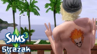 Superbohater Straży Pożarnej | Sims 3 Bezdomny Strażak #8 (finał)