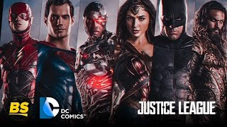 Фильм Лига Справедливости 2017 станет оптимистичней.