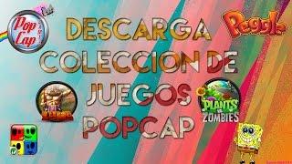 Descarga Colección De Juegos PopCap