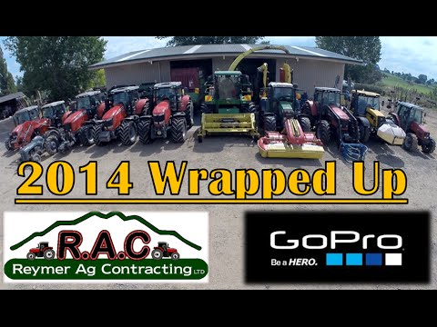 reymer ag contracting 2014 wrapped up gopro youtube. Black Bedroom Furniture Sets. Home Design Ideas