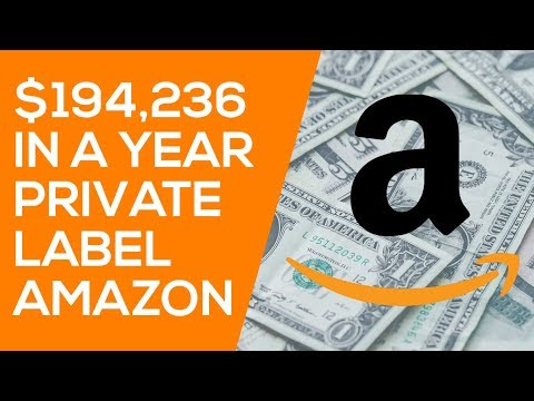 How to Make $194,236.58 in a YEAR with Amazon FBA w/ Greg Mercer (Starts 0:18)
