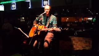 Ian Hall-Ai my lam- Ryno Velvet-Cover-Live @ Shenanigans Irish pub(George)